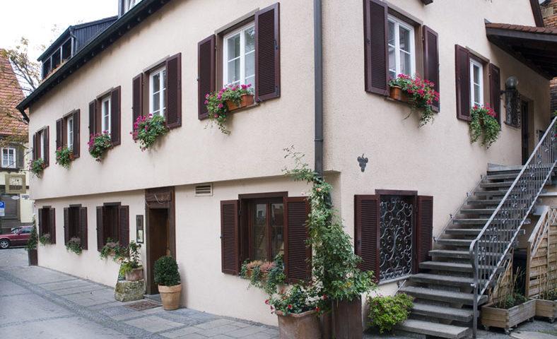 Au§enansicht der Weinstube am Stadtgraben, Stuttgart - Bad Cannstatt